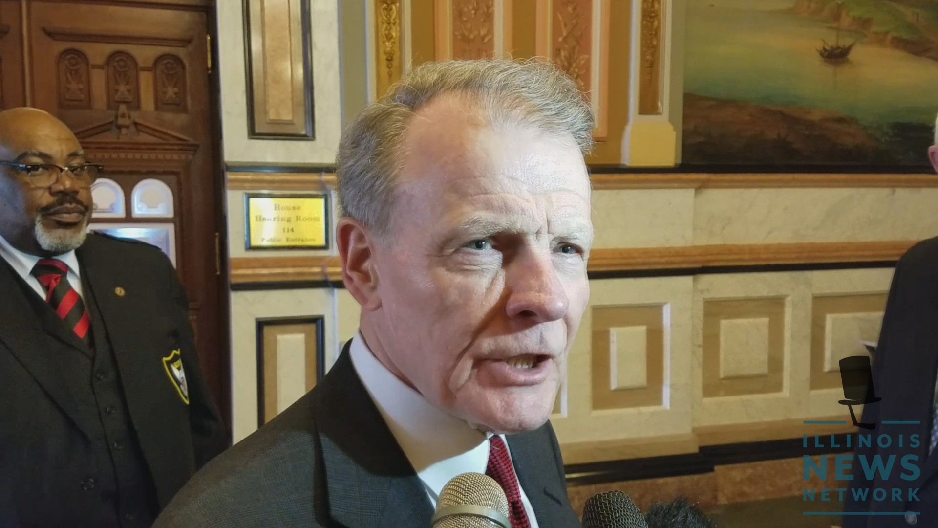 Madigan on tape and ethics audited